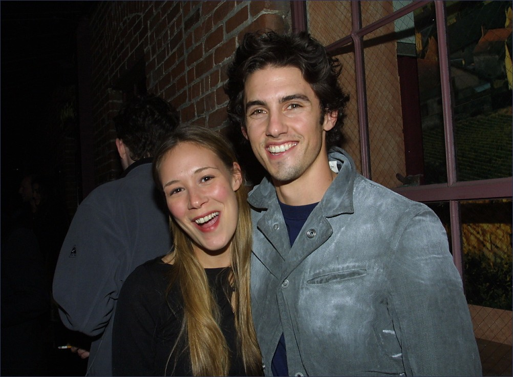 Liza-Weil-Milo-Ventimiglia-Theres-the-Rub-Gilmore-Girls