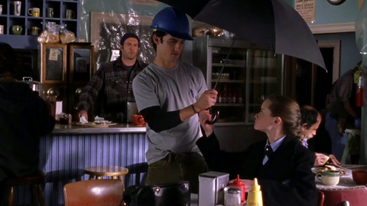 Umbrella-Lukes-Diner-Theres-the-Rub-Gilmore-Girls