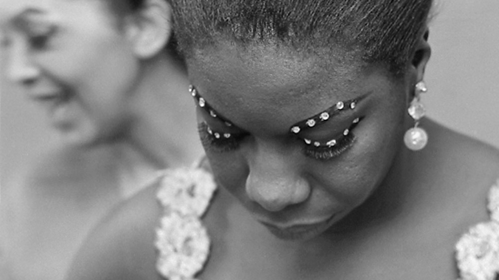 Nina-Simone-Jeweled-Brows-and-Lashes