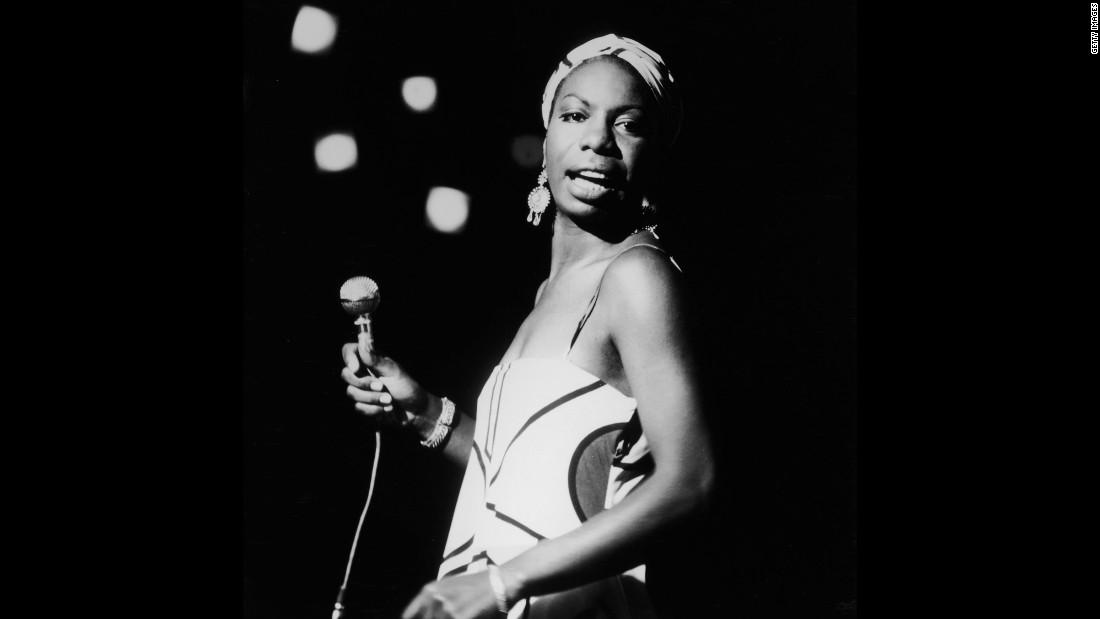 Nina-Simone-Singing-Work