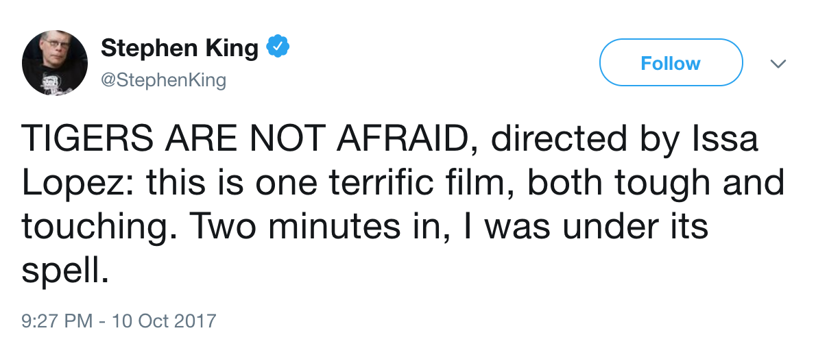 Stephen-King-Tigers-Are-Not-Afraid-Twitter