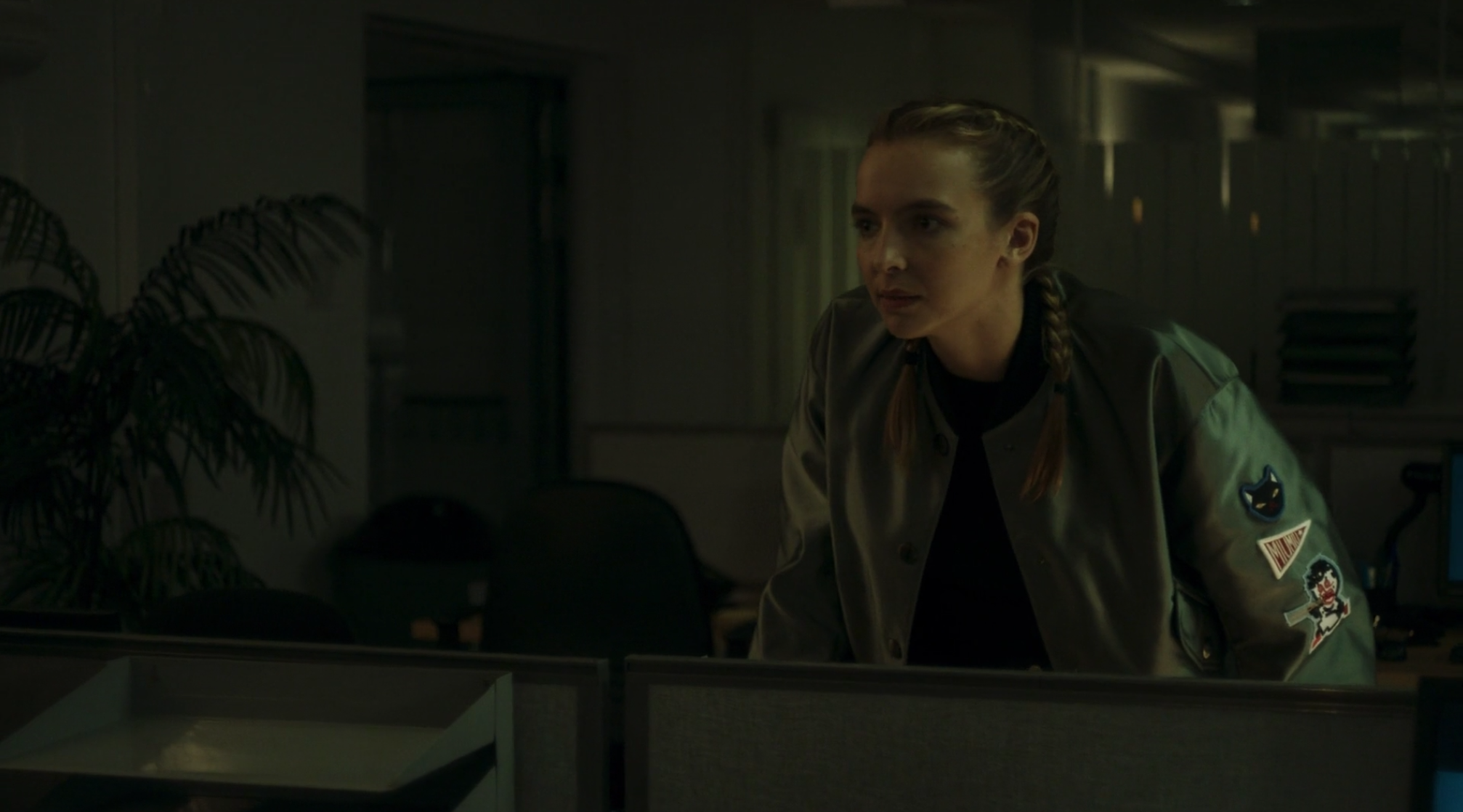 Villanelle-Miu-Miu-Bomber-Jacket-Killing-Eve