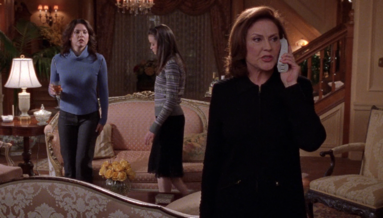 Emily-Gilmore-Pissed-I-Solemnly-Swear-Gilmore-Girls