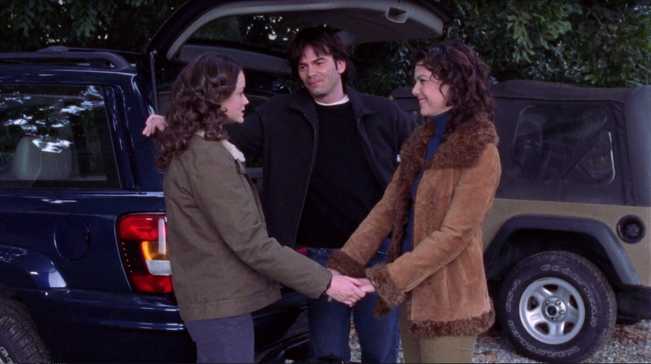 Lorelais-Cowardly-Lion-Jacket-Swan-Song-Gilmore-Girls