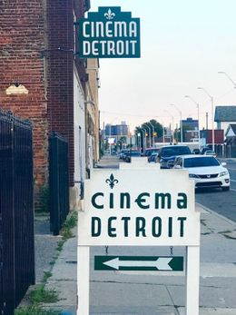 Interview with Paula Guthat, Co-Owner of Cinema Detroit