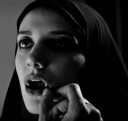 'A Girl Walks Home Alone at Night' (2014) by Ana Lily Amirpour