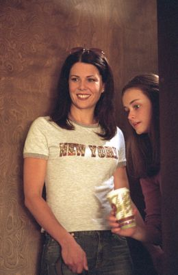 'Gilmore Girls' Season 2, Episode 4: The Road Trip to Harvard