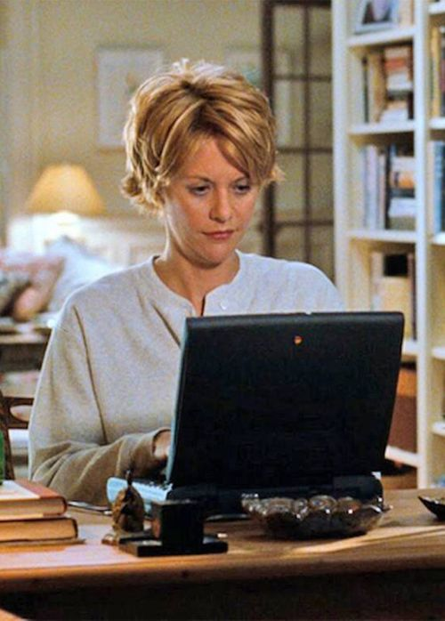 You Ve Got Mail By Nora Ephron Woman In Revolt