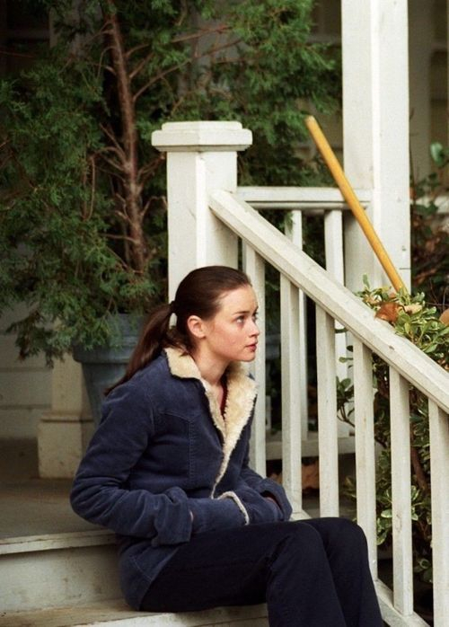 'Gilmore Girls' Season 2, Episode 15: Lost and Found
