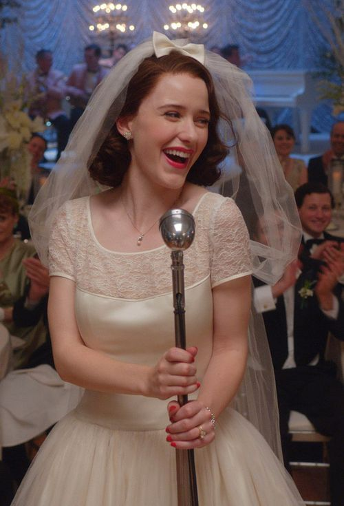 'The Marvelous Mrs. Maisel' Season 1 by Amy Sherman-Palladino