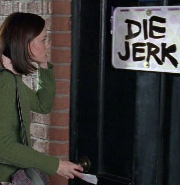 'Gilmore Girls' Season 4, Episode 8: Die, Jerk