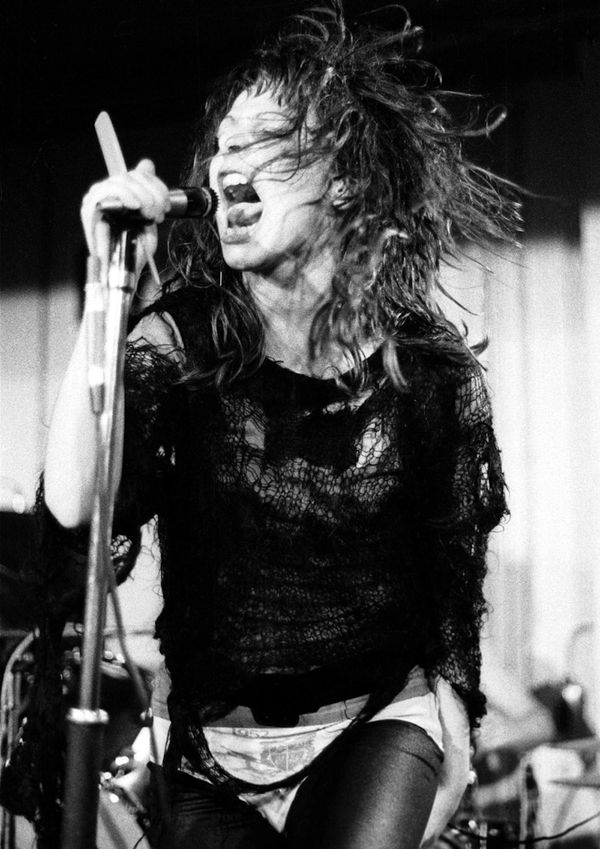 Interview with William E. Badgley on His New Documentary, 'Here to Be Heard: The Story of the Slits'