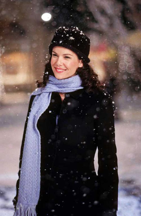 'Gilmore Girls' Season 1, Episode 8: Love and War and Snow