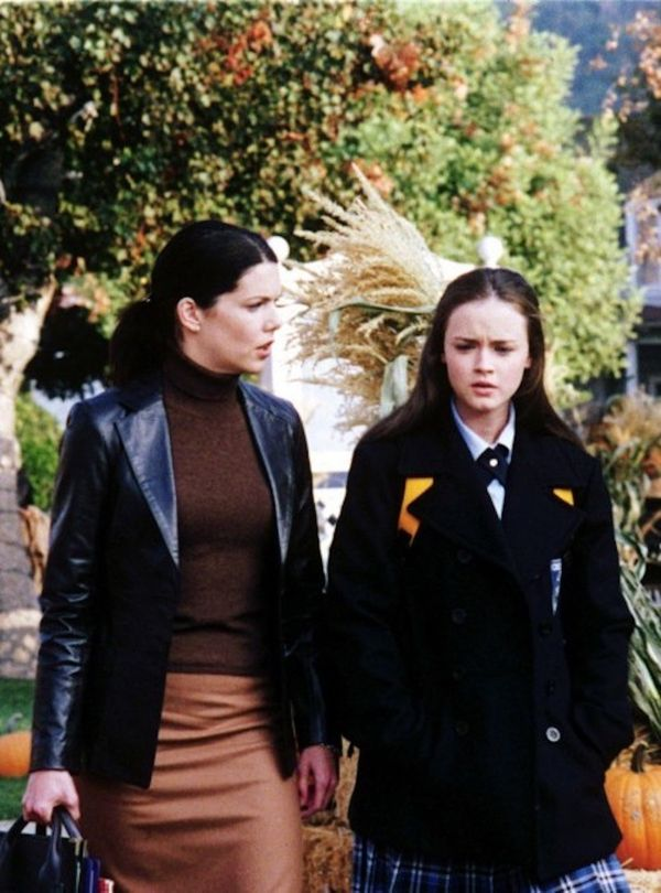'Gilmore Girls' Season 1, Episode 7: Kiss and Tell